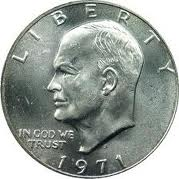 1971-D Uncirculated Eisenhower CP6501