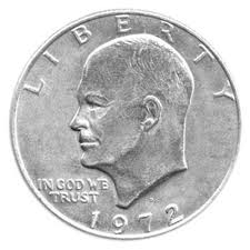 1972-D Uncirculated Eisenhower CP6503