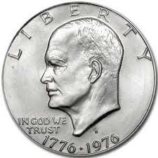1976-P Uncirculated Eisenhower CP6515