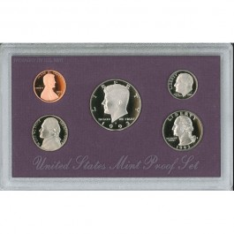 1993 US Proof Set - CP3037