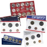 US Mint Uncirculated Set