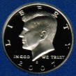 2007 S Kennedy Proof Half Dollar CP2046