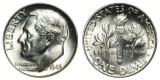 1946 P SILVER Gem Brilliant Uncirculated Roosevelt Dimes