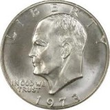 1973-D Uncirculated Eisenhower CP6507