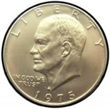 1975-D Uncirculated Eisenhower CP6513