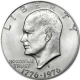 1976-D Uncirculated Eisenhower CP6516