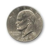 1977-P Uncirculated Eisenhower CP6518