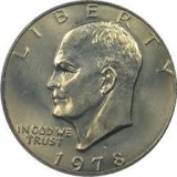 1978-P Uncirculated Eisenhower CP6520