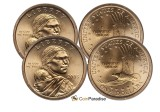 2005 P & D Sacagawea Uncirculated Dollars CP2534