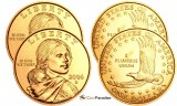 2006 P & D Sacagawea Uncirculated Dollars CP2535