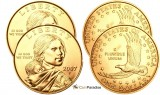 2007 P & D Sacagawea Uncirculated Dollars CP2536
