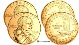 2008 P & D Sacagawea Uncirculated Dollars CP2537
