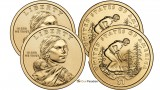 2009 P & D Sacagawea Uncirculated Dollars CP2538