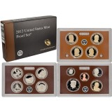 2012 United States Mint Proof Set® (P14) Very Limited