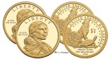 2013 P & D Sacagawea Uncirculated Dollars CP2542