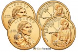 2014 P & D Sacagawea Uncirculated Dollars CP2543