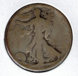 1920 Walking Liberty Half Dollar - Actual Coin Pictured