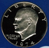 1974 Proof Eisenhower Large Dollar CP2063