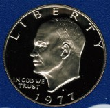 1977 S Proof Eisenhower Large Dollar CP2066