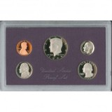 1985 US Proof Set - CP3029