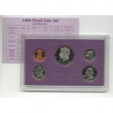 1986 US Proof Set - CP3030