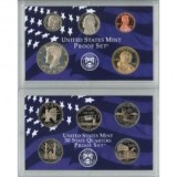 2001 United States Mint Proof Set P01