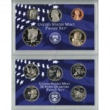 2002 United States Mint Proof Set P02