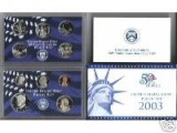 2003 United States Mint Proof Set P03