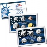 2004 United States Mint Proof Set P04