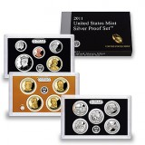 2011 United States Mint Silver Proof Set™ (SV4)