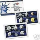 2005 United States Mint Proof Set P05
