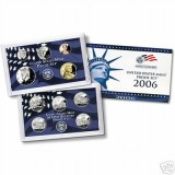 2006 United States Mint Proof Set P06