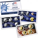 2008 United States Mint Proof Set P08