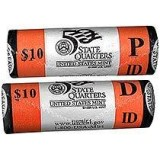 2007 Idaho Two-Roll Set R55 Unopened US Mint Box