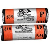 2009 New Mexico Two-Roll Set R59 Unopened US Mint Box