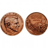 "1-5/16"" Ronald Reagan Bronze Medal"