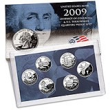 2009 District of Columbia & U.S. Territories Quarters Proof Set™ (Q09)