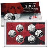 2009 District of Columbia & U.S. Territories Quarters Silver Proof Set™ (SV1)