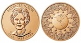 "1-5/16"" Betty Ford Bronze Medal"
