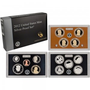2012 United States Mint Silver Proof Set™ (SV6)