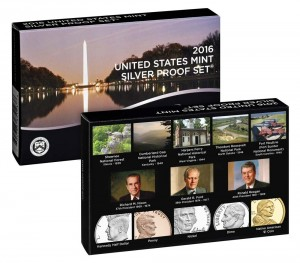 2016 United States Mint Silver Proof Set™ (16RH)